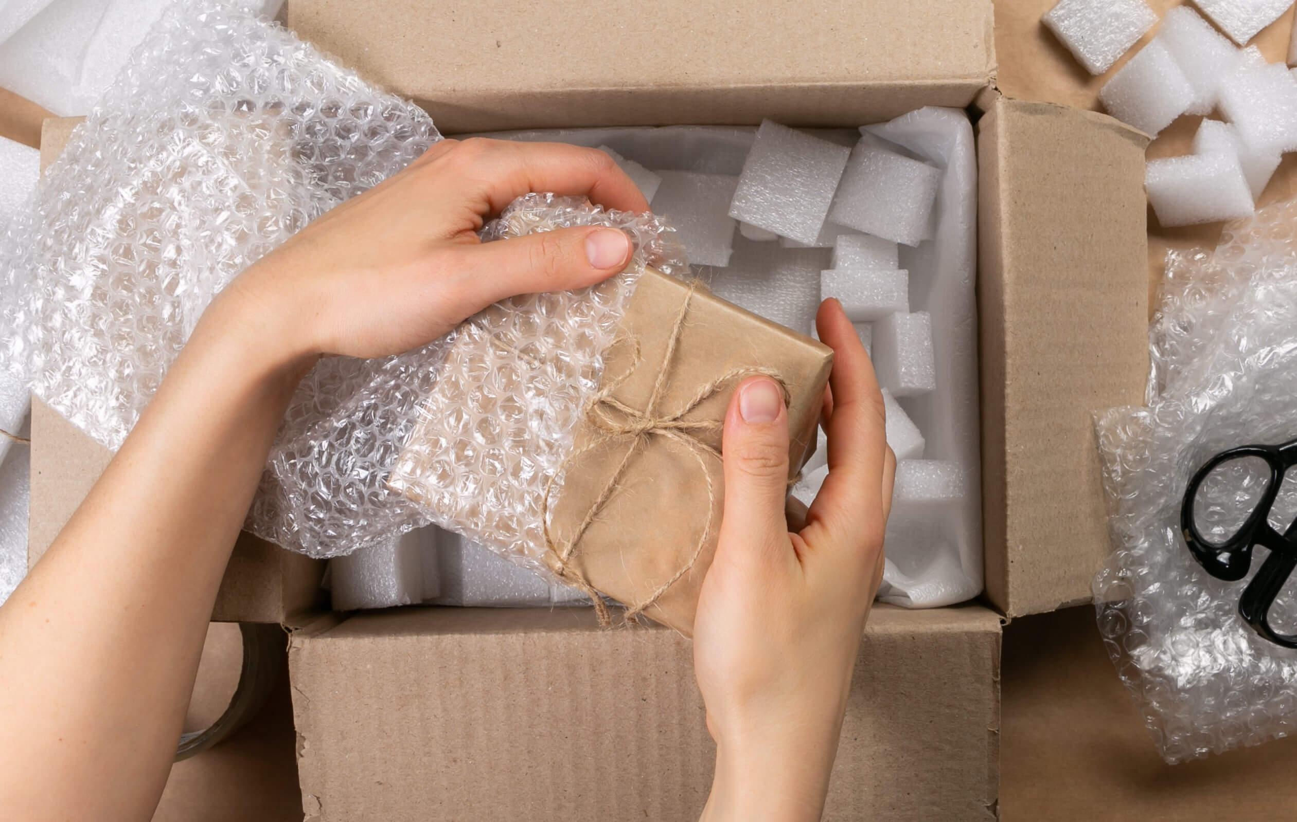 Como empaquetar correctamente